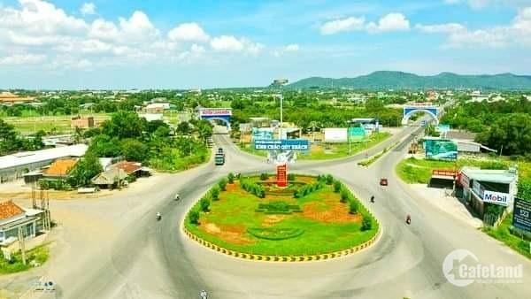 Đất mặt tiền ngay TTHC tỉnh Bà Rịa, 100m2 chỉ 1,4 tỷ bao thuế phí