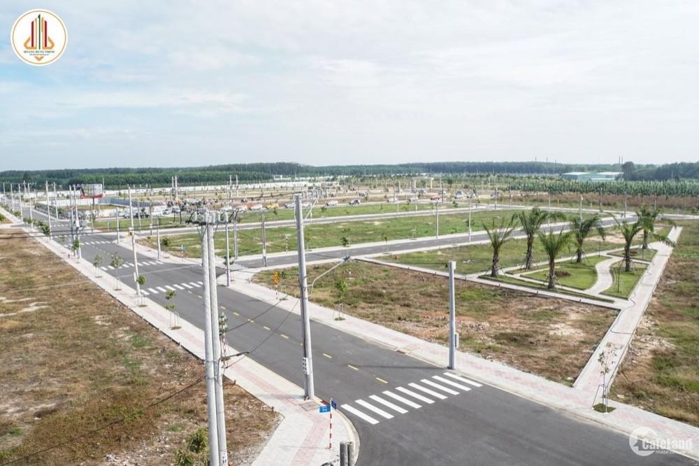 Cần bán lô đất 5x20 liền kề chợ Bến Cát. Đất chính chủ khu dân cứ hiện hữu.