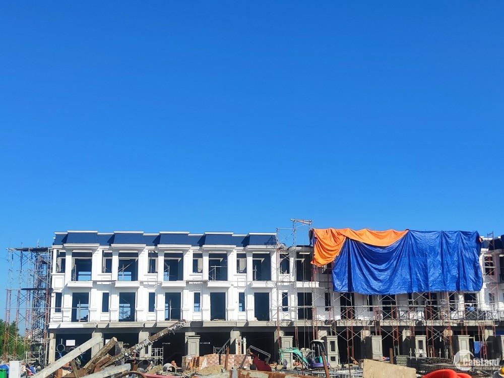 Bán nhà phố 2 lầu ngay trung tâm quận Cái Răng giá đầu tư