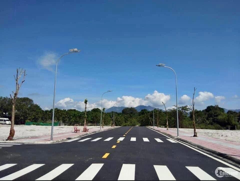 Bán Đất Ven Biển Bãi Dài View Đầm Thủy Triều Đường Nhựa (16m) Sổ Đỏ Thổ Cư.