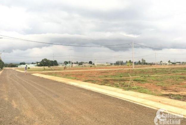 Bán đất KCN Nam Pleiku giá 1,5tr/m2 thổ cư đường lớn 25m.