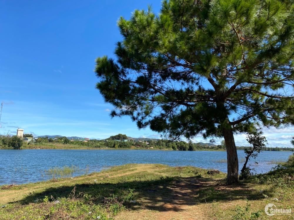 Chuyển nhượng gấp sổ đỏ đất ven hồ sinh thái Nam Pleiku - KDC Ia Ring