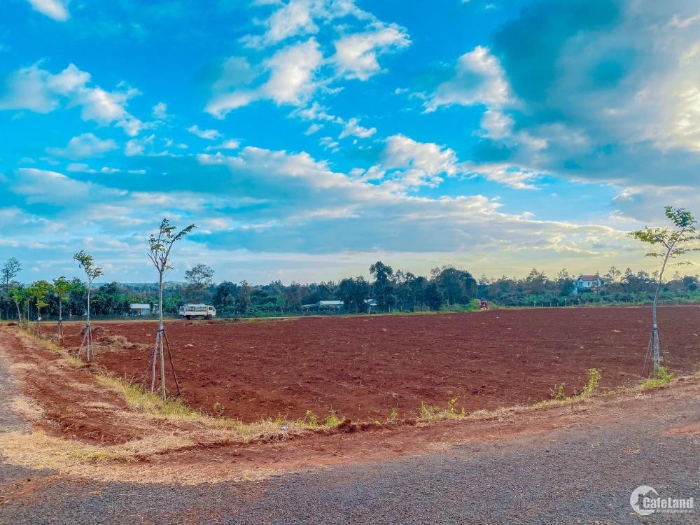Đất nền có sổ khu dân cư Ia Ring Pleiku Gia Lai