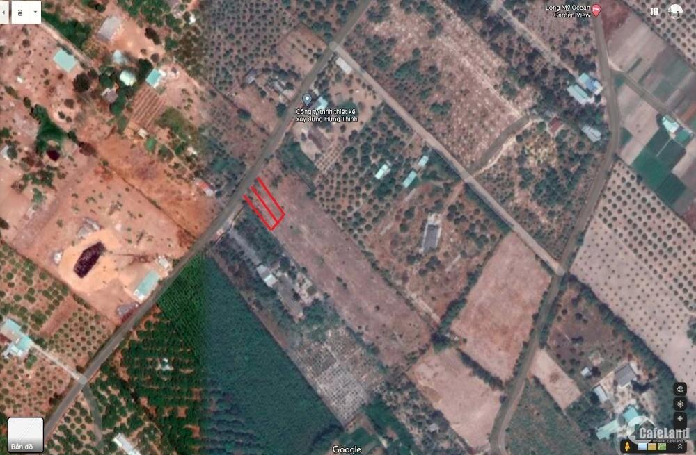 Đất nền Đất Đỏ chủ cần bán gấp 2 lô liền kế mặt tiền đường giá ưu đãi