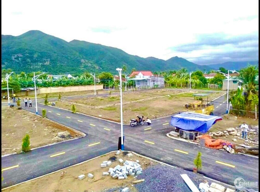 Mở bán quỹ đất đô thị mới ngay TP, Nha Trang - Chỉ 700tr/nền Sổ Đỏ Thổ Cư.
