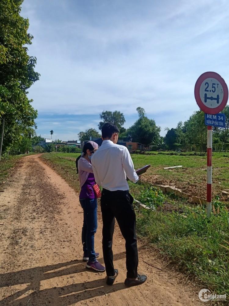 Đất thổ cư sổ hồng riêng giáp TX Trảng Bàng nối cầu vượt Xuyên Á Tây Ninh
