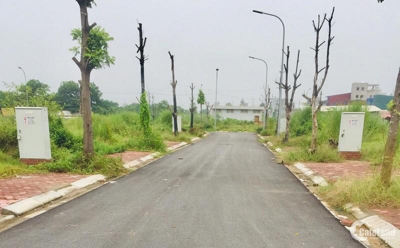 Đất nền liền kề khu B1.4 mặt đường 17m dự án Thanh Hà. Giá cắt lỗ trong ngày.