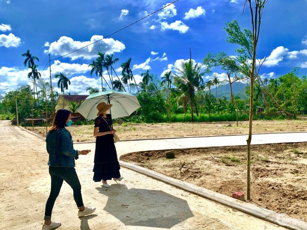 Cần bán lô đất A13-KDC Thuận Kỳ- Quảng Ngãi 100m2 chỉ có 200 triệu