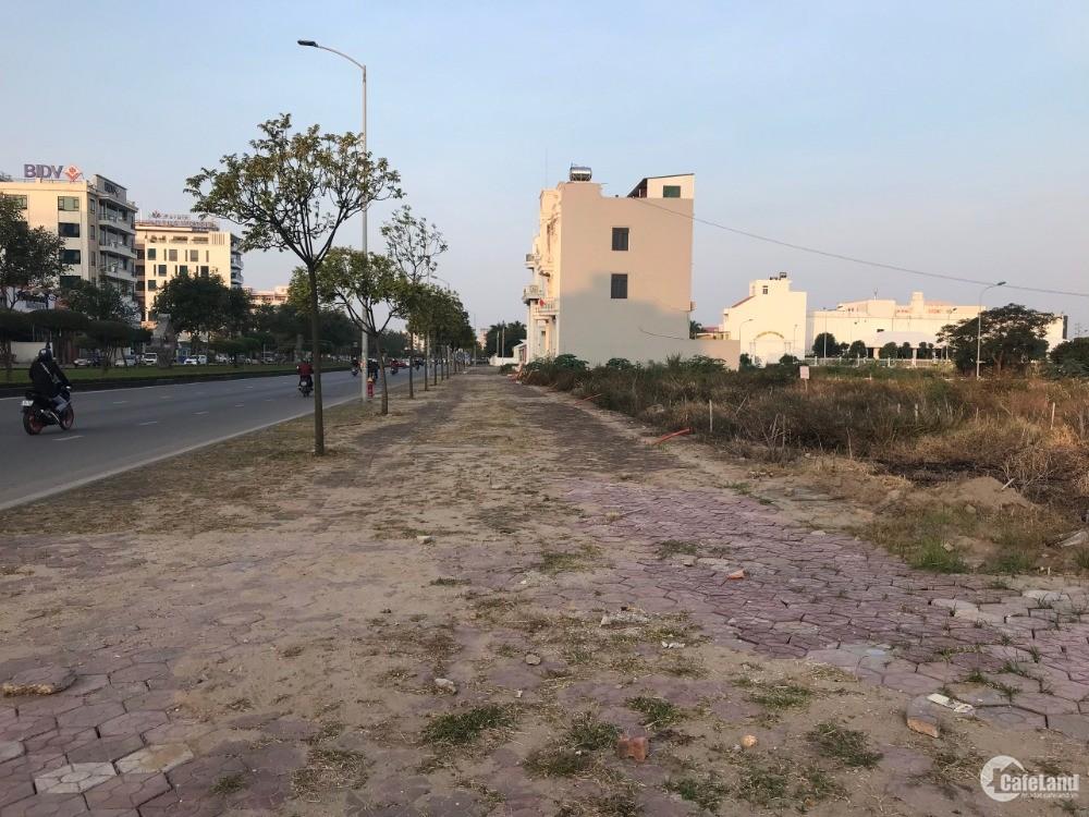 Bán đất mặt đường Trường Chinh, TP Hải Dương, 198m2, mt 11m, 20 tỷ, vị trí đẹp