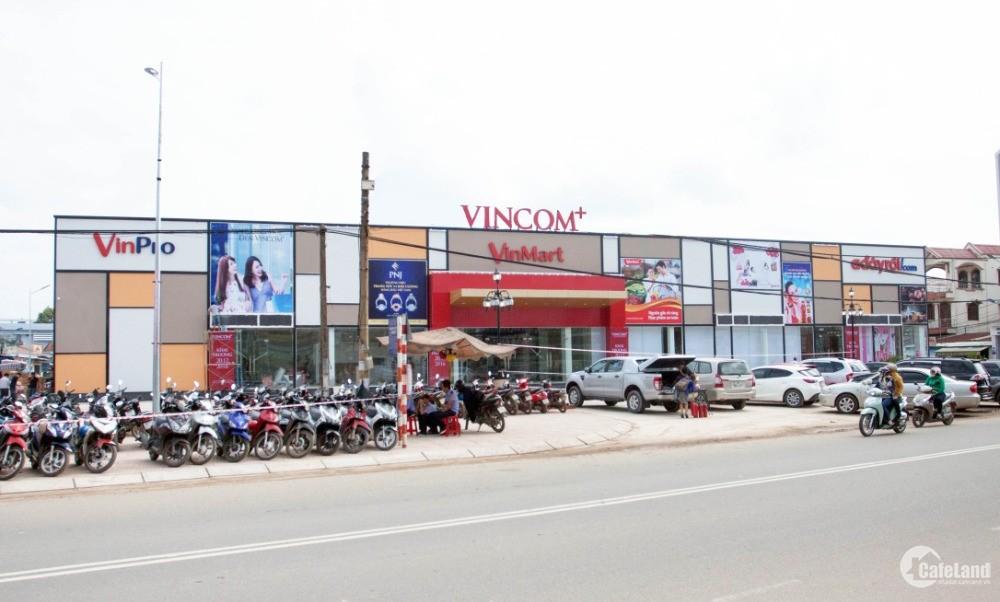 Bán 2 lô đất liền kề sổ riêng đối diện Vincom Long Thành, chợ đêm. 1 tỷ 250/lô