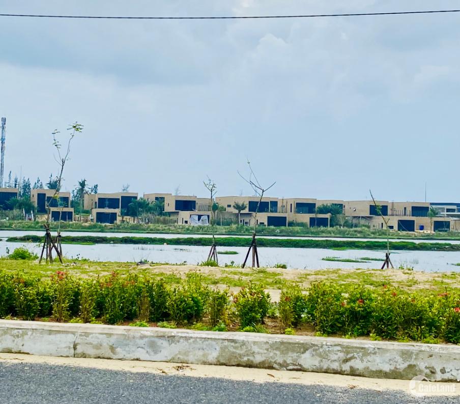 Đất nền ven sông kề biển ĐIện Bàn