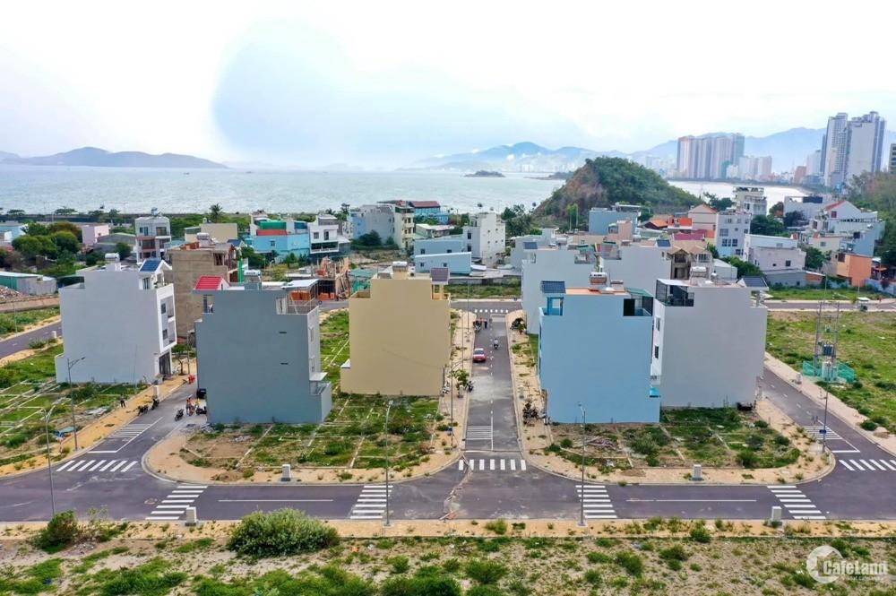 Bán Đất Gần Biển TP Nha Trang. Cách Biển 150m Đg nhựa (16m) Sổ Đỏ Thổ Cư
