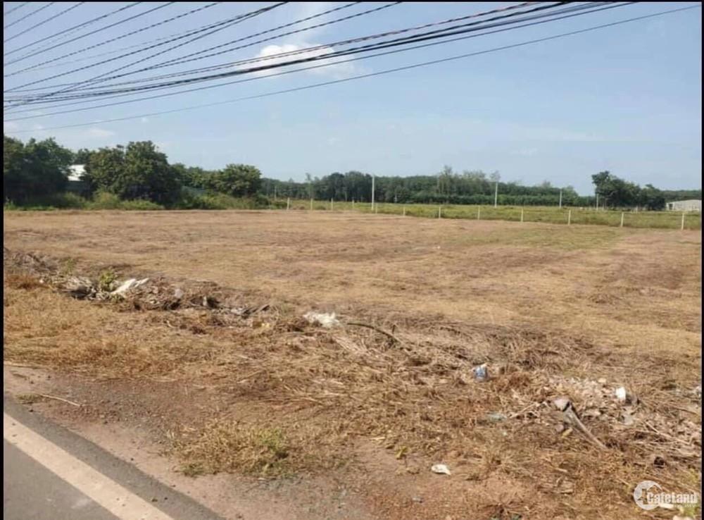 đất thổ cư diện tích 225,5m2 sổ hồng riêng, giá 450tr thương lượg