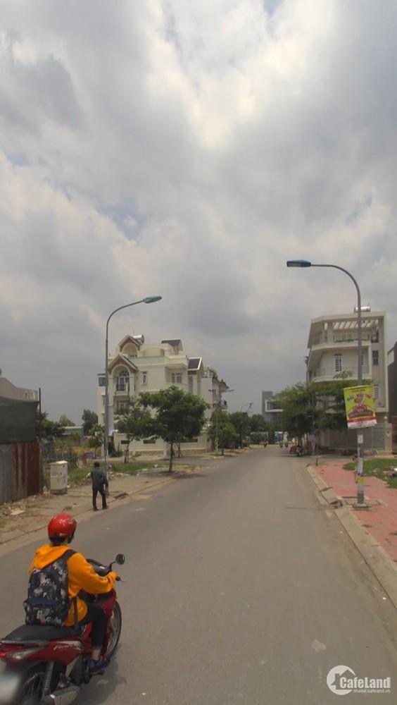 Bán đất sổ hồng riêng, KDC Lê Đình Quản, P. Cát Lái, Quận 2 thổ cư 100%,