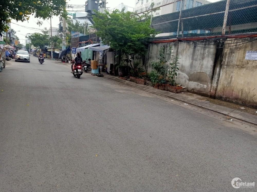 Bán lô đất đường Tân Mỹ, Phường Tân Thuận Tây Quận 7