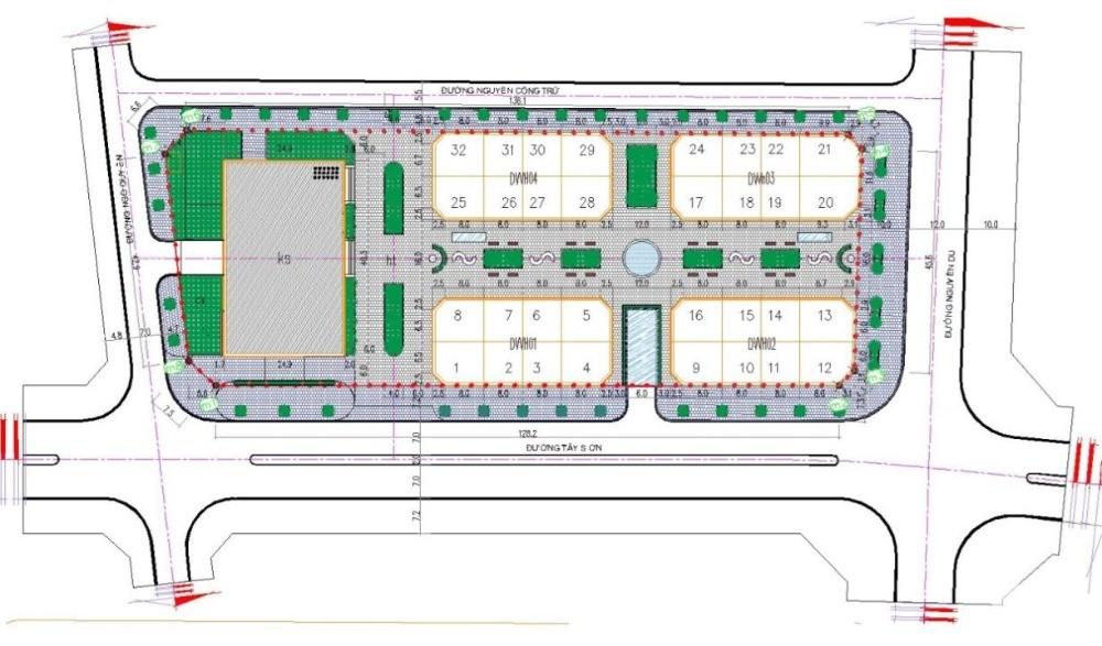 Sầm Sơn chuẩn bị ra mắt 1 sản phẩm Bất Động Sản chuẩn Shophouse