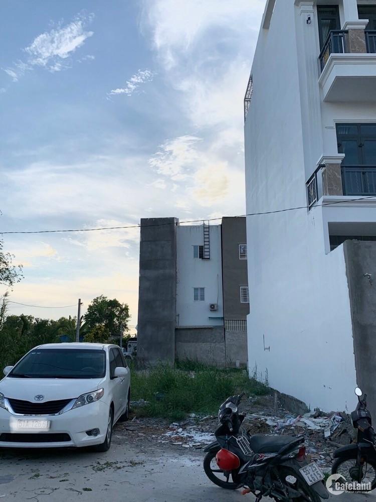 Cần bán lô đất đường Vĩnh Phú 10, Thuận An, Bình Dương sổ trao tay, 1 tỷ 5/nền
