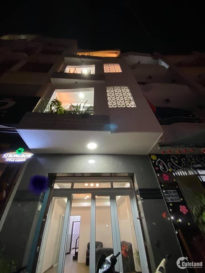 Bán nhà VIP Hoàng Sa, Đa Kao, Quận 1, 5  tầng, 6PN, kinh doanh đỉnh cao chỉ 17