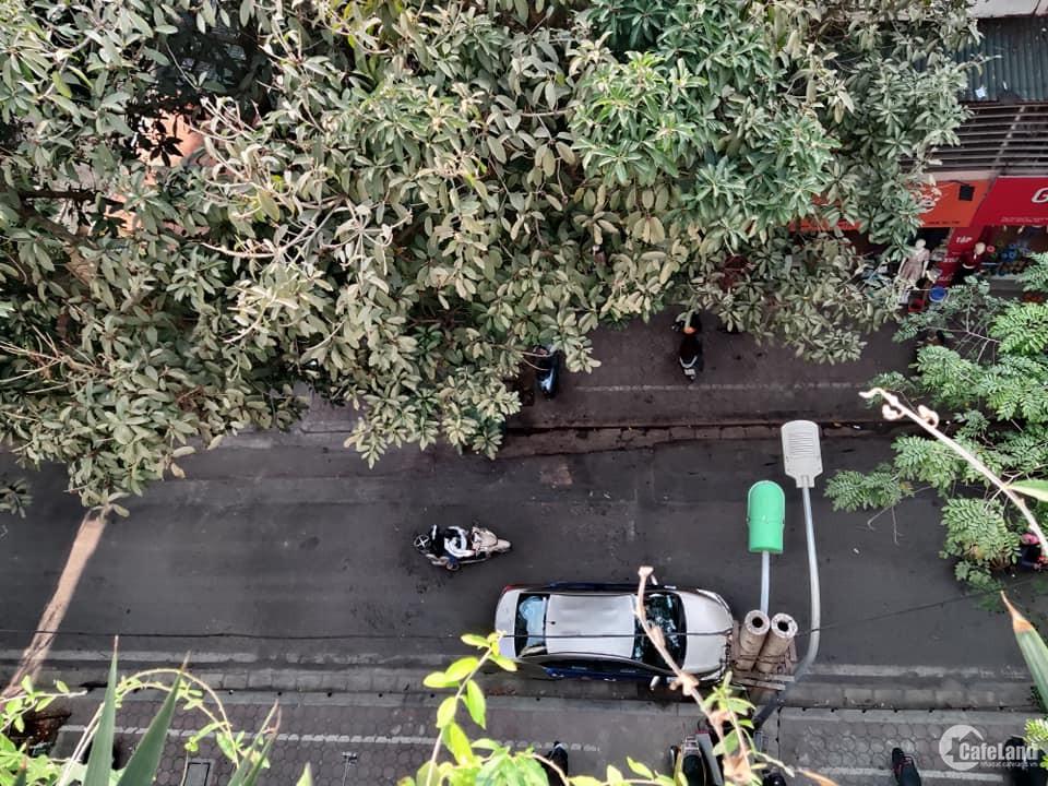 Bán nhà MP Hoàng Ngọc Phách 60m2, 5 tầng, MT 4.5m, 2 mặt phố, hiếm nhà bán, KD