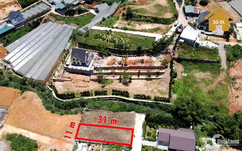 Bán gấp lô đất biệt thự Full xây dựng 343 m2 , đường An Bình, P.3, Đà Lạt giá