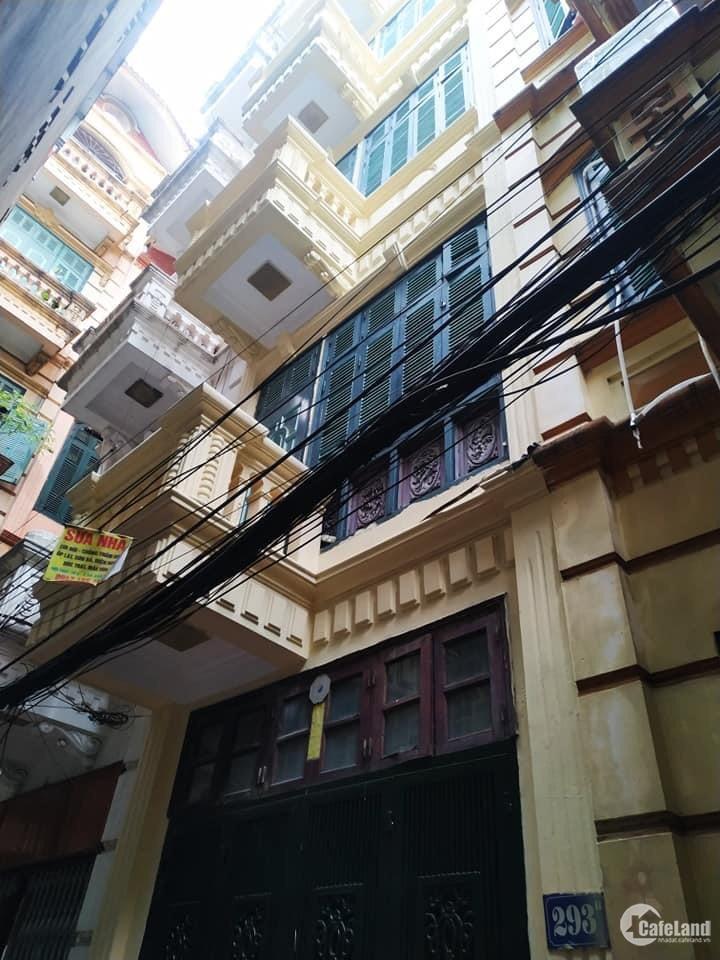 4 Tỷ, Nhà Thái Thịnh, Thịnh Quang, Đống Đa, 43m, 5t, 7 Phòng Ngủ,  mặt tiền 3,5m