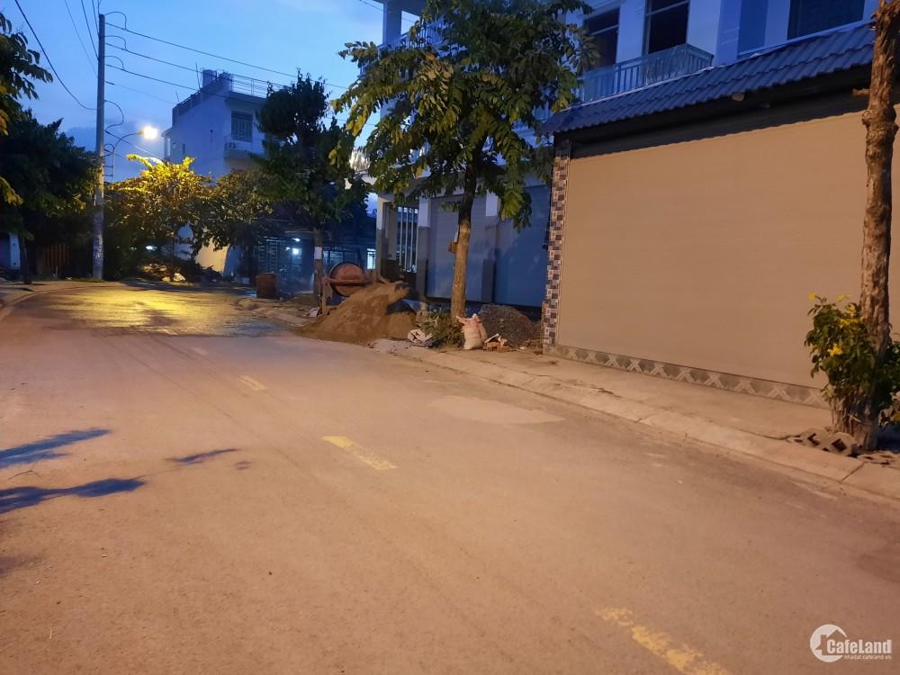 Bán lô đất mặt tiền 6.24x16 - 80.6m2 Thới Tam Thôn Hóc Môn - Giá 4 tỷ 150