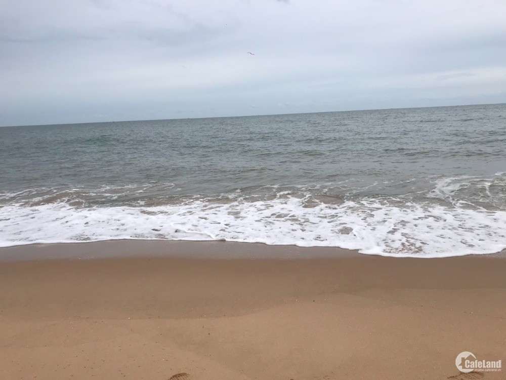 Khu Đô Thị Biển HAMUBAY - Đất Nền Sổ Đỏ - Mặt tiền biển 100% ngay TT Phan Thiết