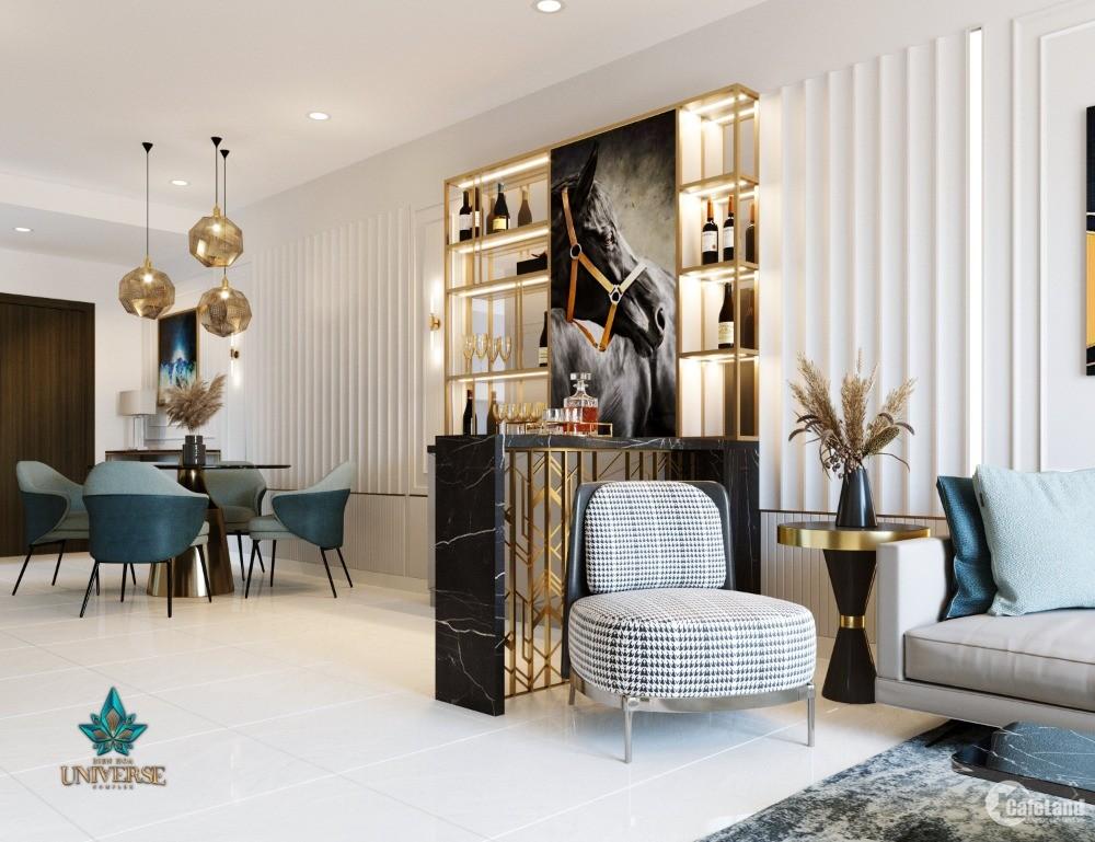 Bán căn hộ chung cư trả góp 20 năm với 2PN + 2WC giá chỉ 2 tỷ/ căn gần KCN Amata