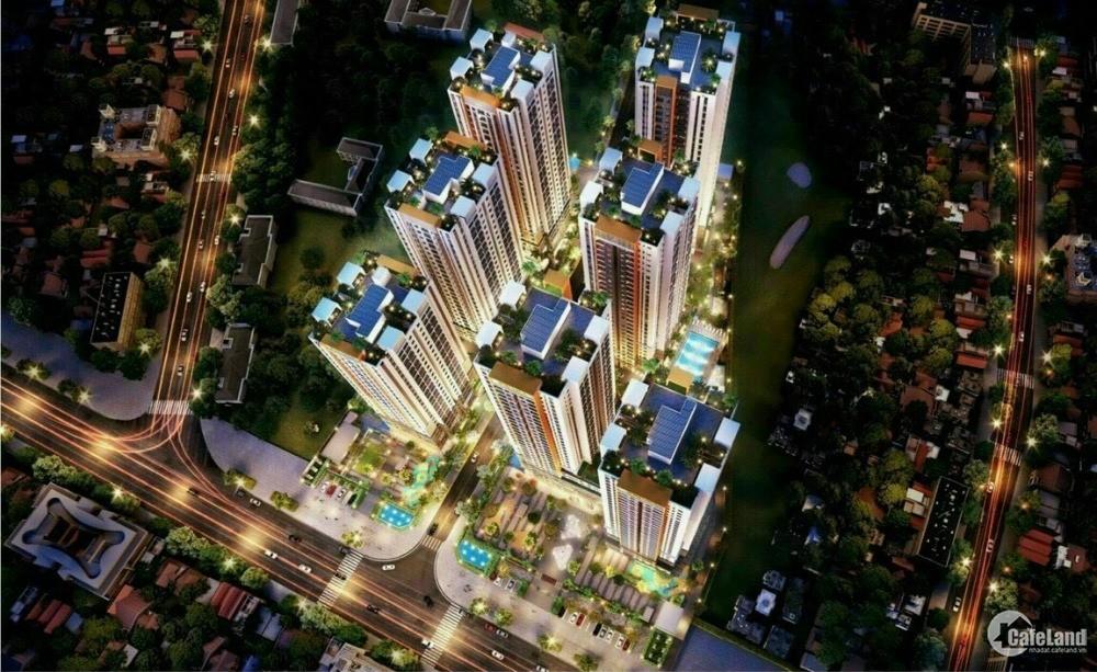Căn hộ Biên Hòa giá chỉ 30tr/m2, mặt tiền đường Xa Lộ HN, tặng 2 chỉ vàng 9999