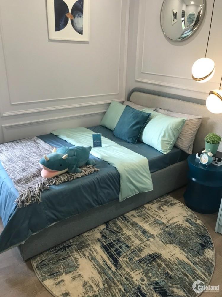Khu căn hộ chung cư cao cấp phức hợp 5 sao đầy đủ mọi tiện ích