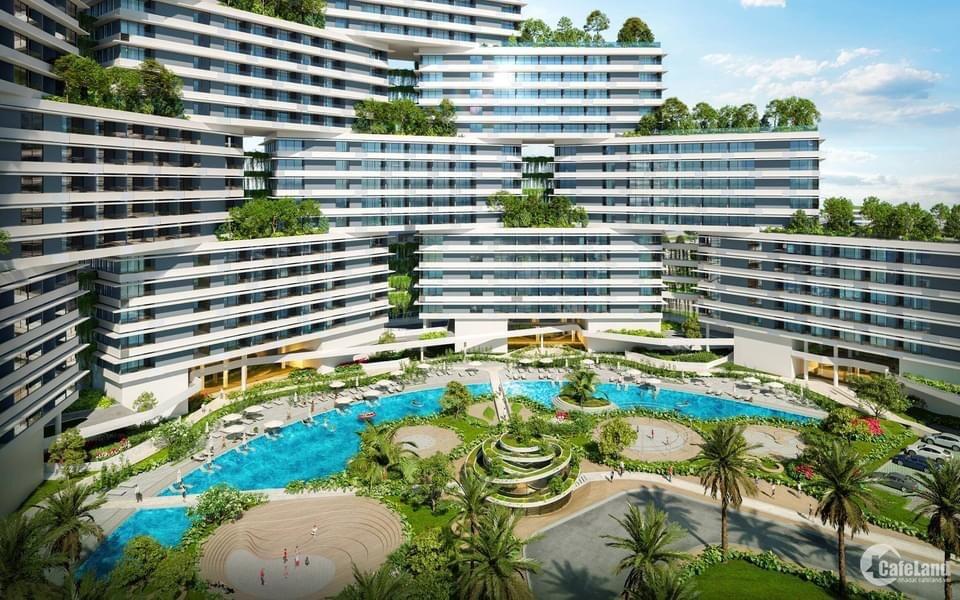 Dự án đầu tư hot nhất thị trường sở hữu ngay căn hộ biển sở hữu lâu dài
