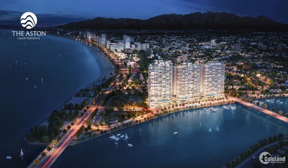 Căn hộ nghỉ dưỡng biển - The Aston Luxury Residence Nha Trang MT đường Trần Phú