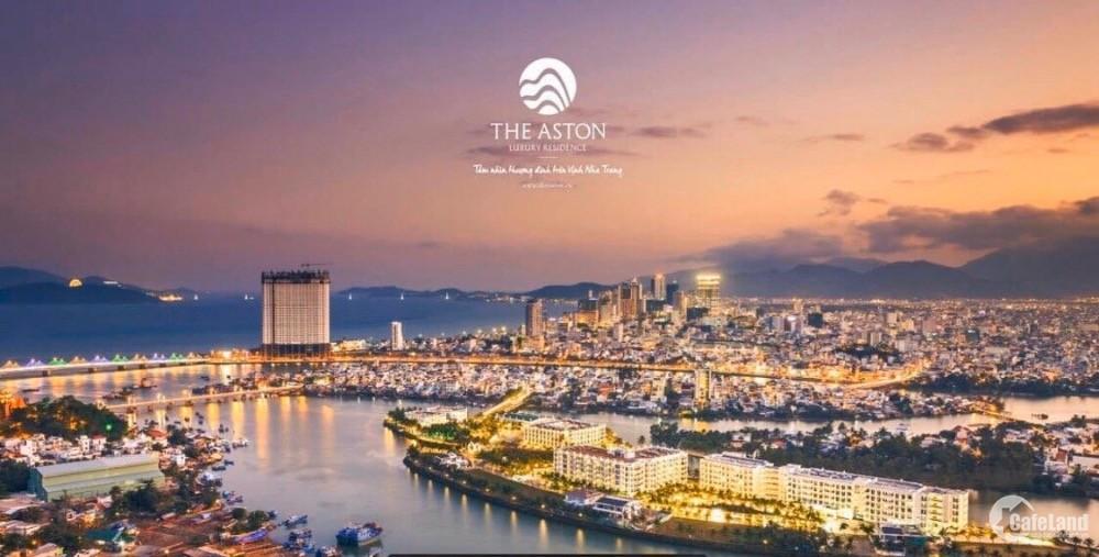 The Aston Luxury Residence Nha Trang - căn hộ cao cấp view biển ưu đãi TT 7%
