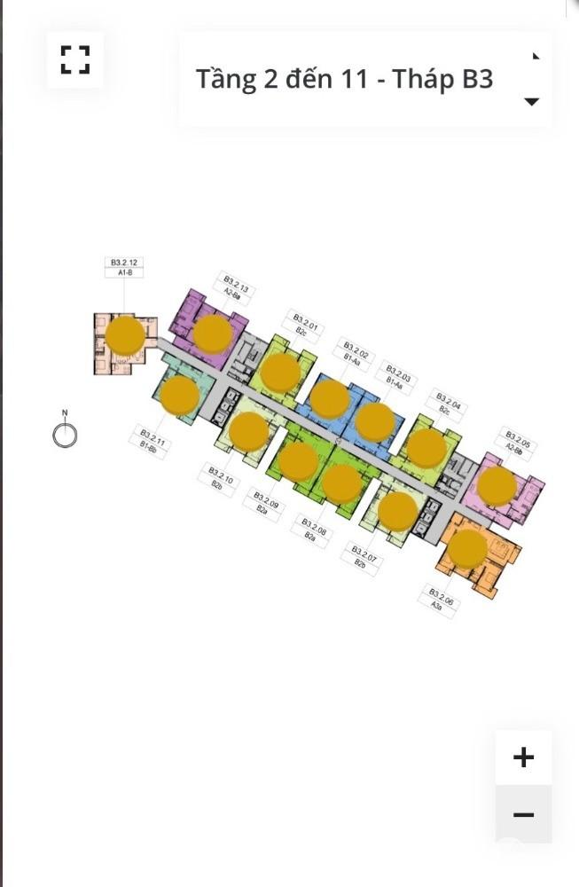 Diamond Brilliant - Căn 111.9m2 Tầm Nhìn Đẹp Nhất Dự Án