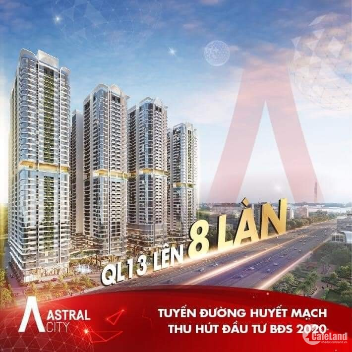 mở bán tầng cao view landmark 81 của siêu dự án astral city