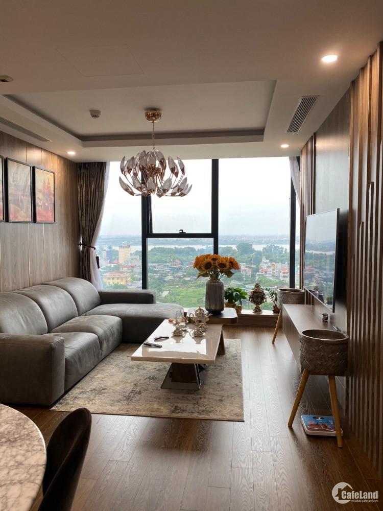 Cắt lỗ căn hộ 86m2 Sunshine City view sông Hồng, 3 tỷ full nội thất