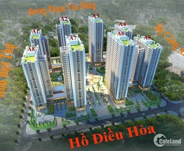 Chính chủ thay đổi chỗ ở cần bán gấp 3PN chung cư An Bình city - 234 Phạm Văn Đồ