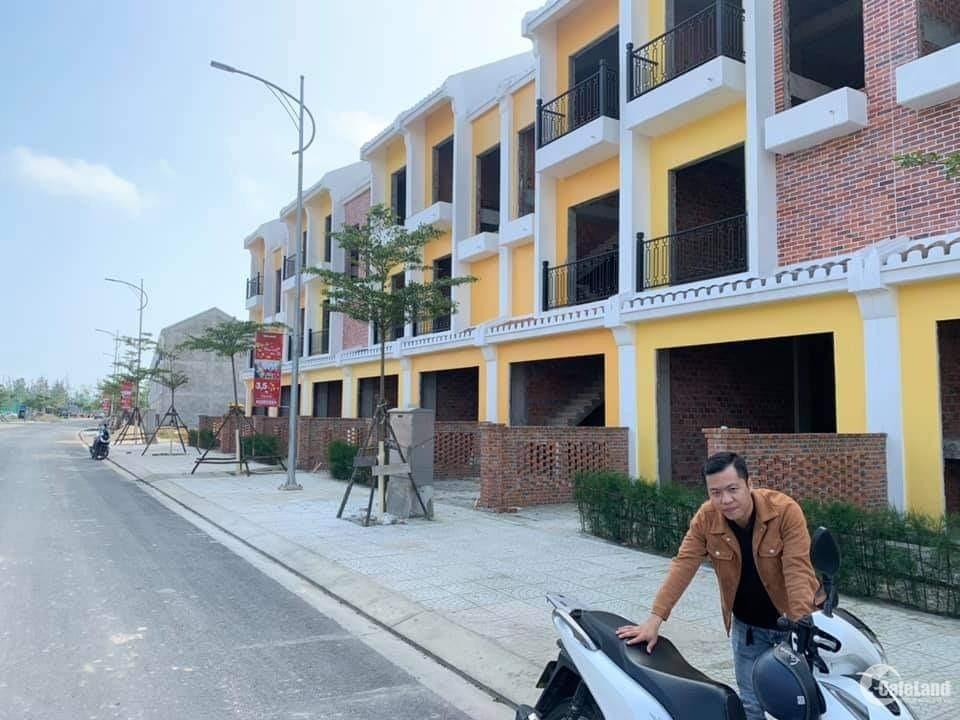 Nhà liền kề thành phố hội an 100m2 3 tầng 5PN