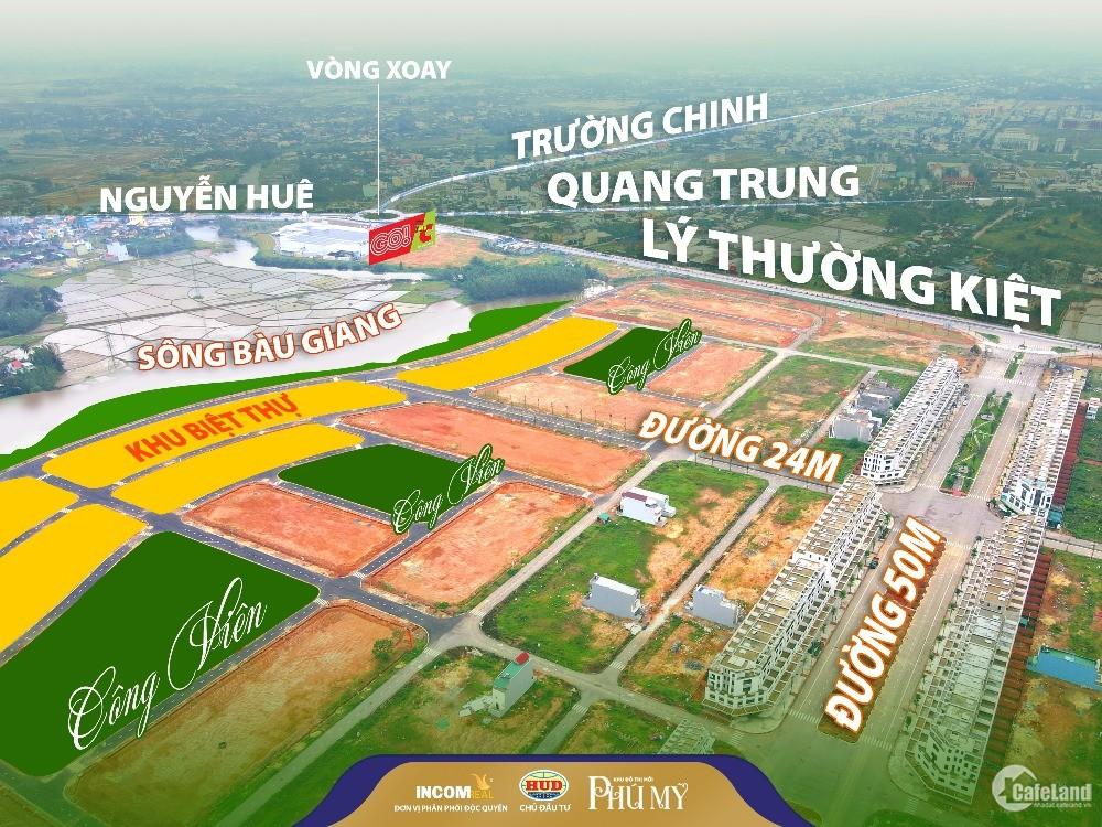 Khu đô thị Phú Mỹ dự án đầy tiềm năng tại Thành phố Quảng Ngãi