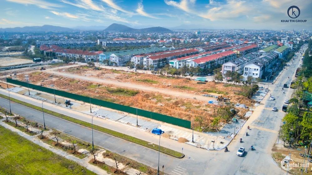 Thời điểm vàng đầu tư không rủi ro - Hoàn công phân khu mới An Cựu City.