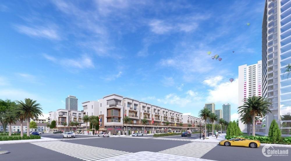 Centa Diamond - Shophouse 4 Tầng - Giá Chung Cư Cách Long Biên Chỉ 5km