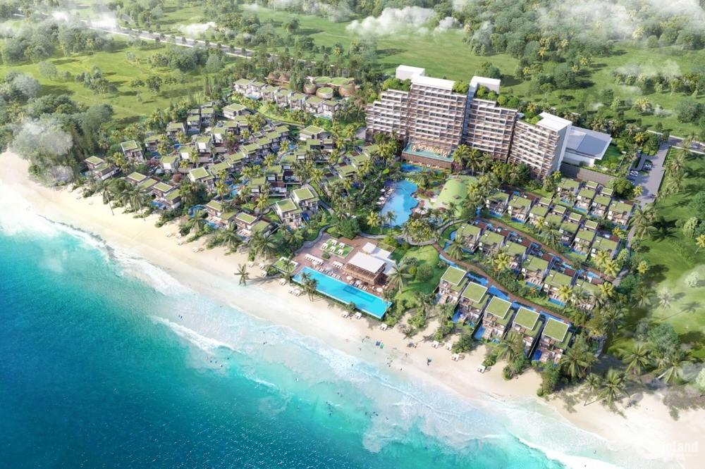 Sở hữu biệt thự 6* Hyatt Regency Hồ Tràm Resort TOP 10 Thế giới chỉ 48 triệu/m2