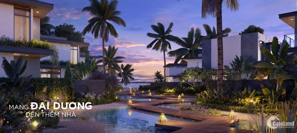 Biệt thự biển Hyatt Hồ Tràm chỉ gói gọn trong 63 căn villa mở bán đợt 1