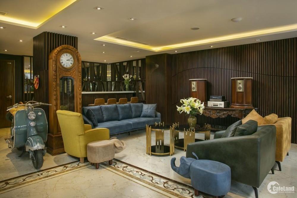Khách sạn 4 sao Trần Bạch Đằng sát biển Mỹ Khê Đà Nẵng, 12 tầng giá 75 tỷ