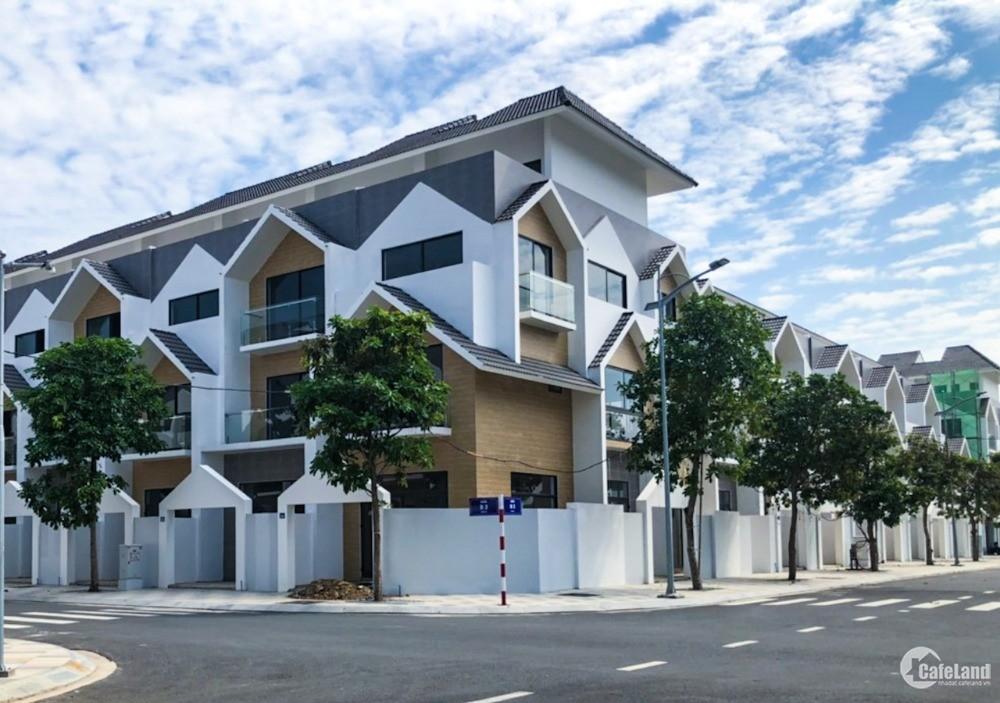 Bán nhà phố thương mại Galaxy Boulevard Kim Dinh, pháp lý chuẩn chỉnh, thiết kế