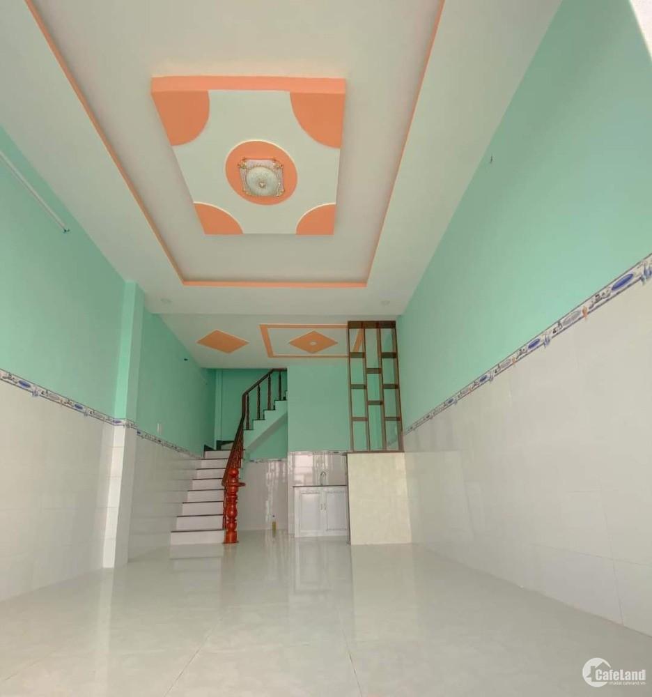 Nhà mới xây giá chỉ 650tr/ căn, mua liền tay tặng ngay nội thất