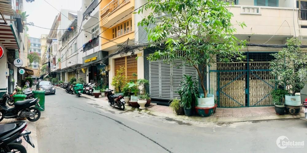 Cần bán nhanh căn nhà nát 135/50 Trần Hưng Đạo, P. Cầu Ông Lãnh, Q.1.