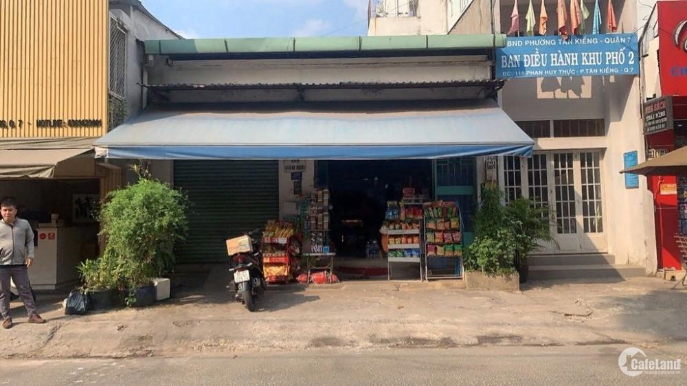 Bán nhà cấp 4 MT đường Phan Huy Thực P.Tân Kiểng Quận 7