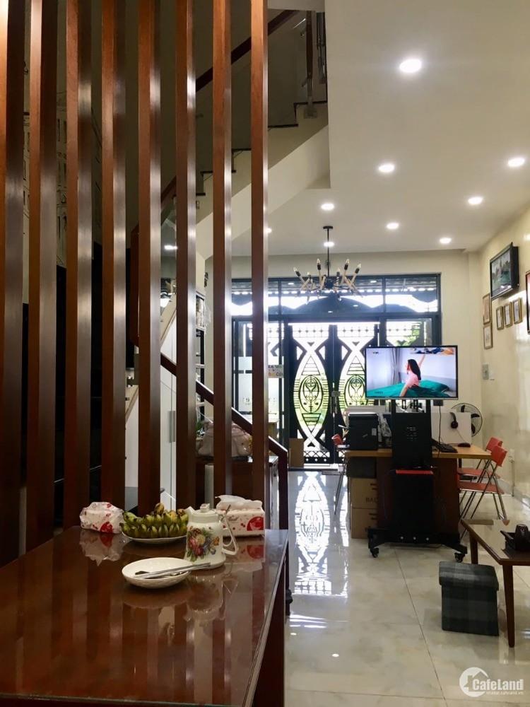 Nhà đẹp tuyệt trần HXH Lê Đức Thọ, P.15, Gò Vấp 4.5x12 nhỉnh 5 tỷ