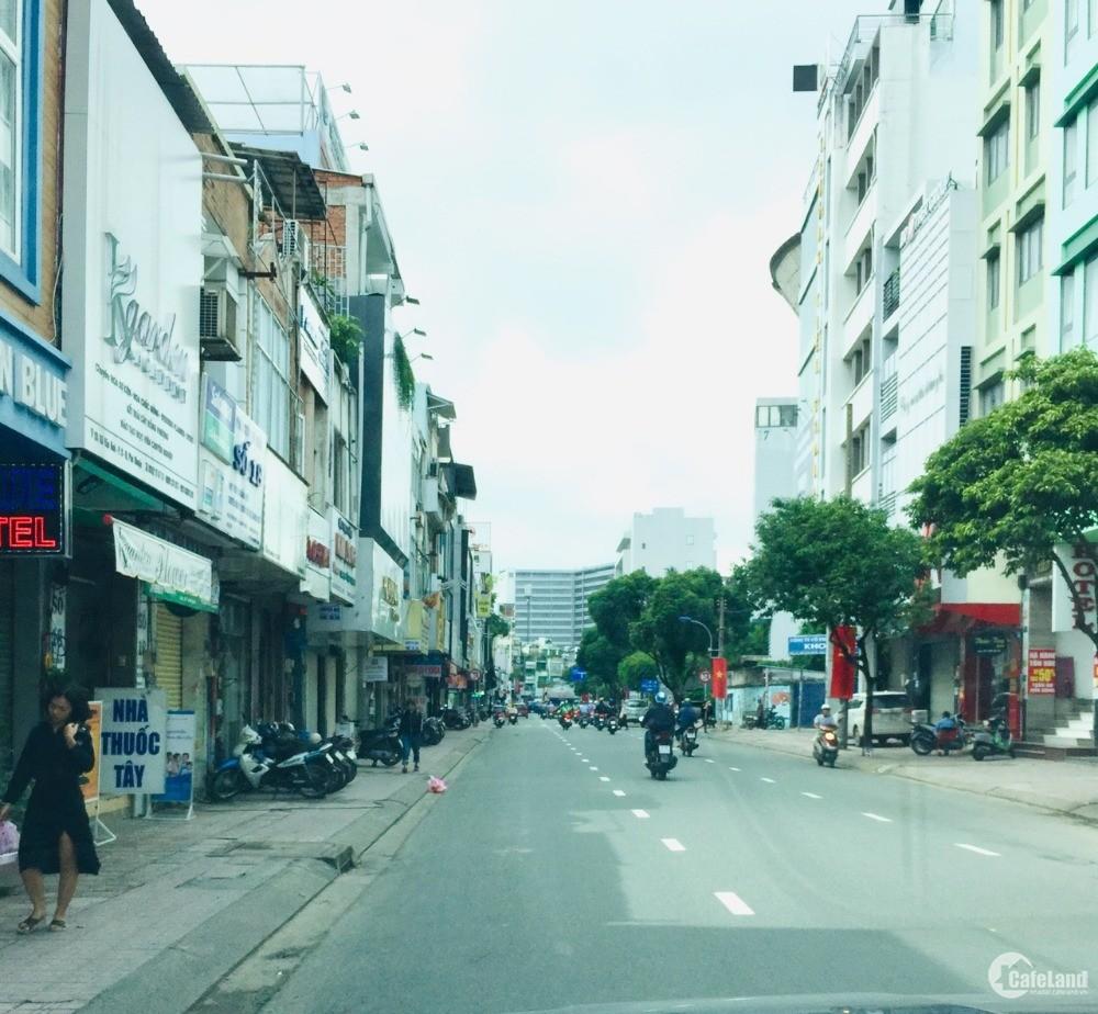 Bán mặt tiền Hồ Văn Huê Phường 9 Phú Nhuận, diện tích 242m2 giá 47.5 tỷ